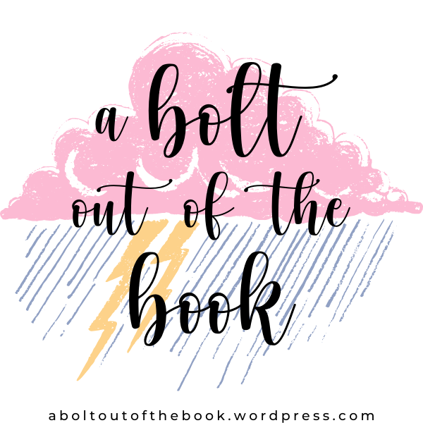 A Bolt out of the Book Blog Button