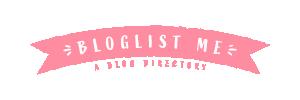 Bloglist Me Link Back Image Code
